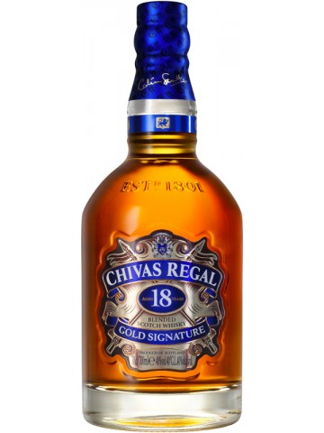 Chivas Regal 18 Years Old 0,7l