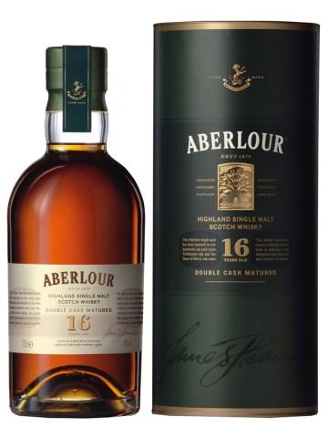 Aberlour 16 Years Old Double Cask
