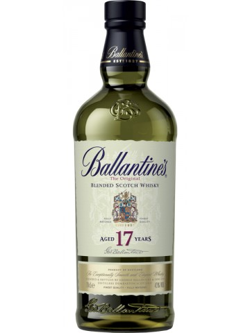 Ballantines 17 Years Old 0,7