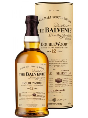 Balvenie Double Wood 12 Years Old