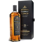 Bushmills 21 Years Old whiskey single malt