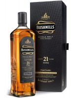 Bushmills 21 Years Old whiskey single malt