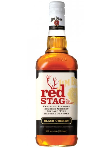 Jim Beam Red Stag Black Cherry0,7L/ 40%