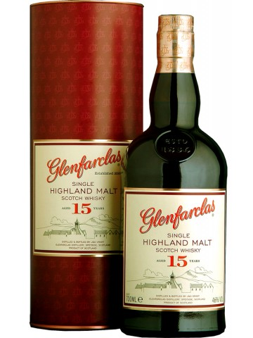 Glenfarclas 15 Years Old Whisky
