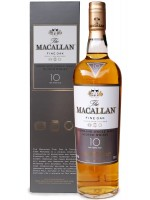 Macallan Fine Oak 10 Years Old Whisky