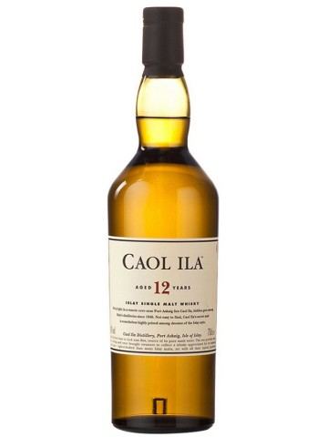 CAOL ILA 12 YO Islay Single Malt 0,7 Whisky