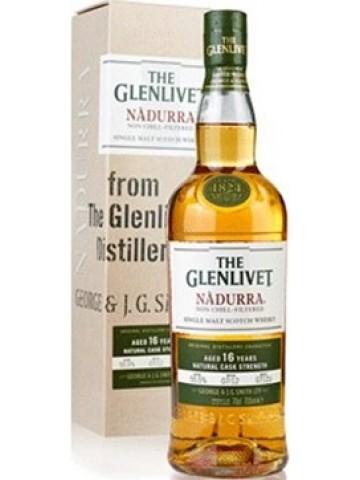 The Glenlivet 16 Years Old Nadurra 0,7l 54,8%