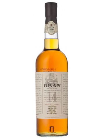 Oban 14 Years Old Whisky Single Malt