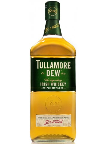 Tullamore DEW Irish 0,7 Whiskey