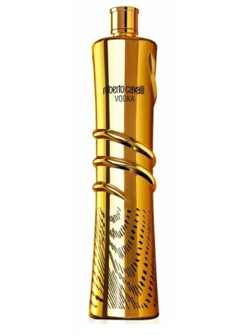 Roberto Cavalli Gold limited Edition