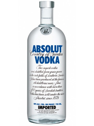 Absolut Blue 0,7