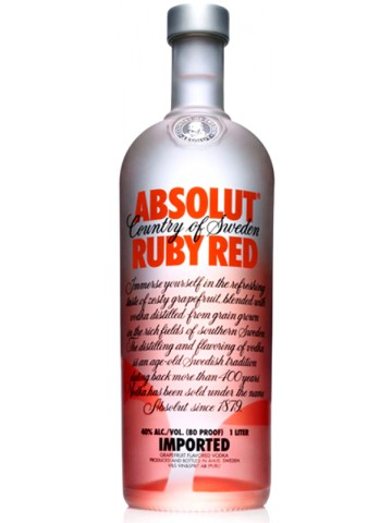 Absolut Ruby Red 0,7L 40%