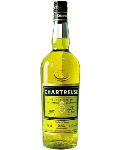 Chartreuse Żółty
