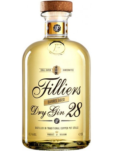 Filliers Barrel Aged Dry Gin 28