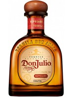 DON JULIO REPOSADO TEQUILA 0,7L/ 38%