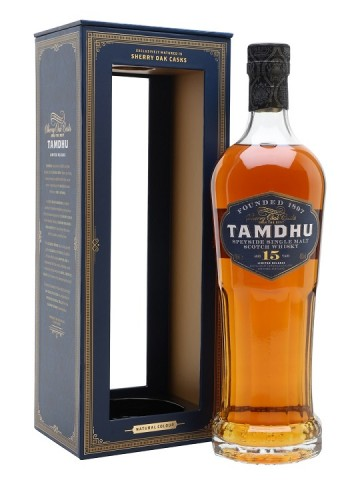 Tamdhu 15 YO Sherry Oak Casks