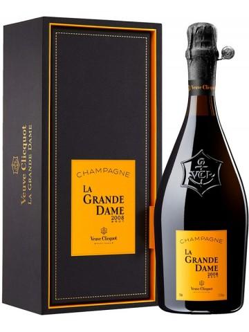 Veuve Clicquot La Grande Dame Champagne Brut 2008