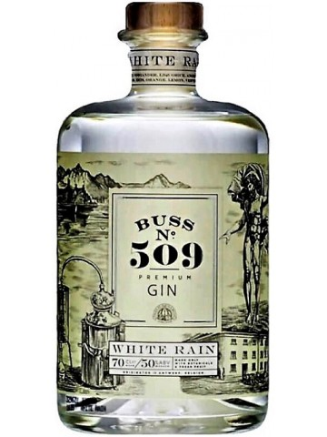 Buss NO.509 White Rain
