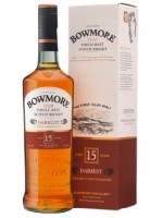 Bowmore 15 YO Darkest / 0,7l