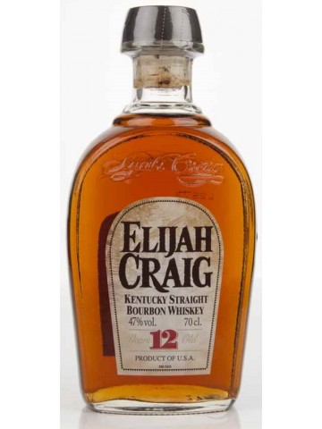Elijah Craig 12 YO Small Batch 47%