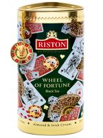 Riston Herbata Czarna Liściasta Wheel Of Fortune Puszka 125 g