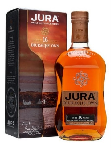 Isle of Jura 16 YO