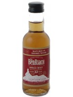 Benriach Sherry Wood 12 Years Old Miniaturka