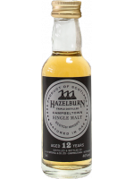 Hazelburn 12 Years Old / 0,05 litra