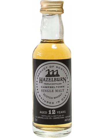 Hazelburn 12 Years Old 0,05 litra