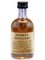 Monkey Shoulder Miniaturka