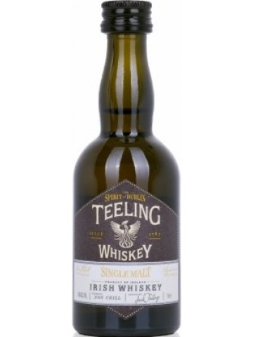 Teeling Single Malt Whiskey Miniaturka