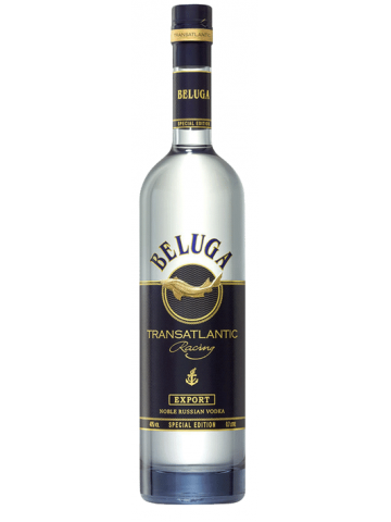 BELUGA TRANSATLANTIC RACING VODKA 40% 0,7l