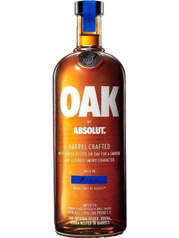 Absolut Oak 1L 40%
