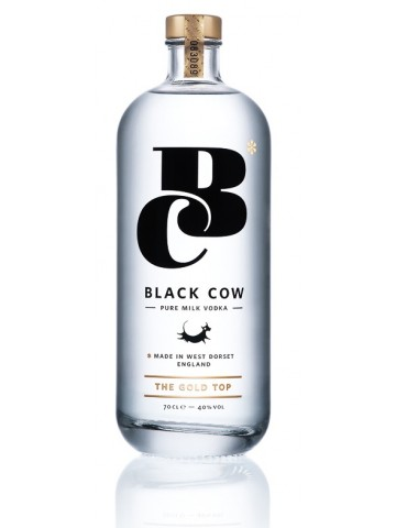 Black Cow Pure Milk Vodka Promocja