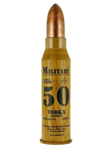 Dębowa Military 40 % 0,5 l