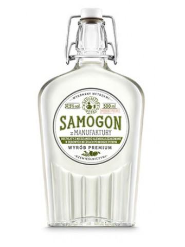 SAMOGON Z MANUFAKTURY/ 0,5L37,5%
