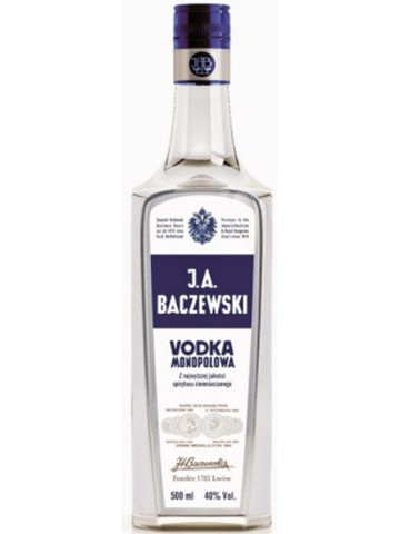 J.A. Baczewski 0,5l