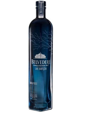 Belvedere Single Estate Rye Bartężek Lake