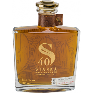 Starka 40 Years Old