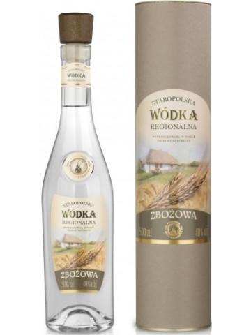 Staropolska Wódka Regionalna Zbożowa 0,5l