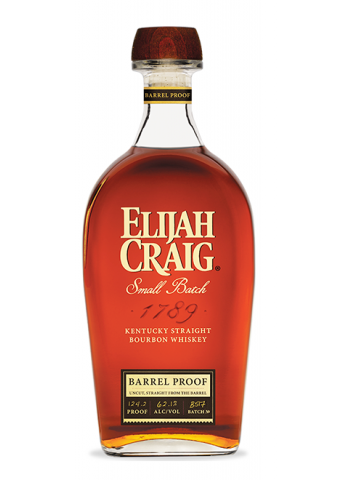 Elijah Craig Barrel Proof 0,7/ 62,1 %