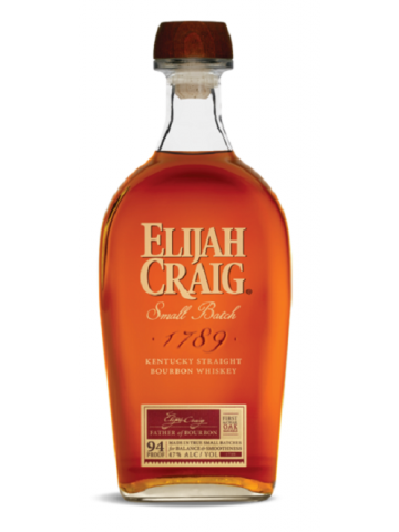 Elijah Craig Small Batch 1789