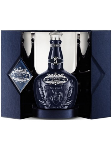 Chivas Royal Salute 21 Years Old  Diamond Tribute