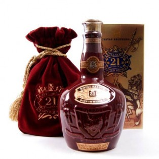 Chivas Royal Salute 21 Years Old