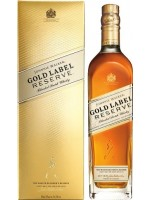 Johnnie Walker Gold Reserve / Kartonik