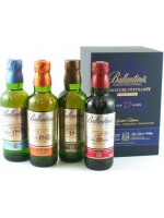 Ballantine's Signature Distillery Collection / 40% / 4 x 200 ml