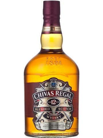 Chivas Regal 12 Years Old 1 litr
