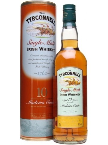 The Tyrconnell 10 Years Old Madeira Cask Finish