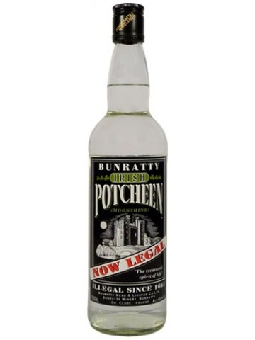 Bunratty Irish Potcheen 0,7 litra