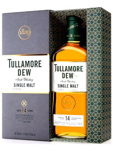 Tullamore Dew 14 YO Four Cask Finish